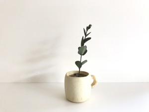 たぶちひろこ 小さな花かざり コーヒーカップ