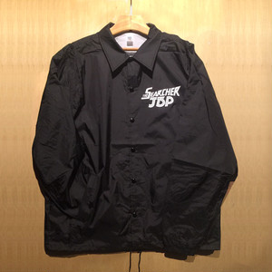 "Coach's Jacket ""SUPER WOOFER"" BLACK"