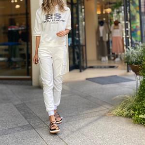 DOUBLE STANDARD CLOTHING(ダブルスタンダードクロージング) メリルハイテンションカーゴパンツ 2021春夏物新作[送料無料]