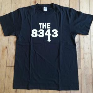 8343 4th T-shirts ヘビーウェイトブラック