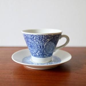 [SOLD OUT] Arabia アラビア / Filigran フィリグラン コーヒーカップ&ソーサー