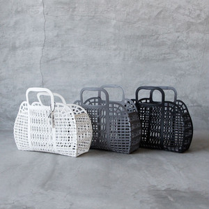 PUEBCO PLASTIC MARKET BAG Large(プエブコ プラスチック マーケットバッグ L)