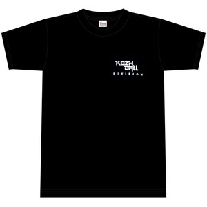 KOZH DALL DIVISION『ロゴ』T-SHIRT