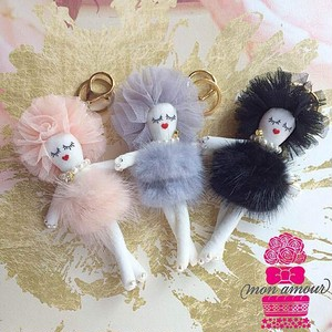 pretty fur doll チャーム