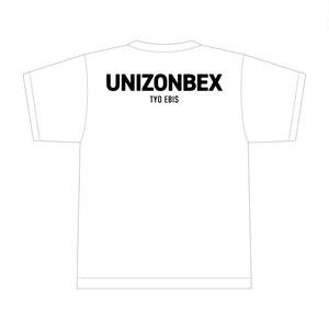 ロゴ ラウンドネックTシャツ(ホワイト)