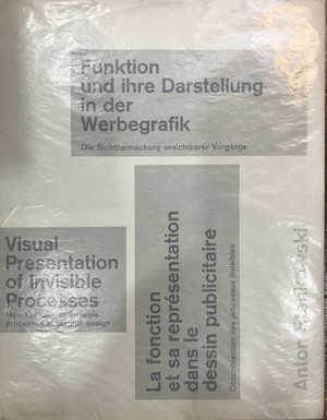 アントン・スタンコウスキーAnton Stankowski Funktion und ihre Darstellung in der Werbegrafik / Visual Presentation of Invisible Processes