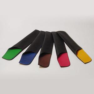 革製扇子袋