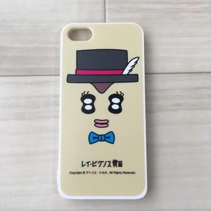 森の住人(ハローUMAワールドjp):レイ・ビグノス男爵 iPhoneケース