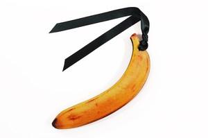 オーナメント:バナナ