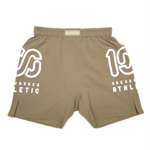 100A DRY GRAPPLE SHORTS *3G Type-A(BIG LOGO)