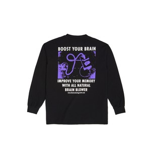 POLAR SKATE CO. Brain Blower Longsleeve black L