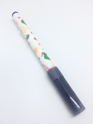 Harapeko Aomushi Sign Pen Black