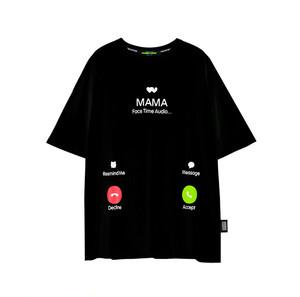 【PINKSPINK】ママから着信Tシャツ