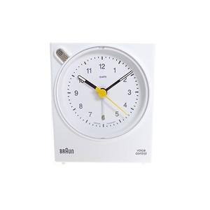 ブラウン BRAUN CLOCK メンズ レディース BNC004 WHWH ホワイト
