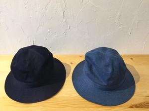 """niuhans""""Indigo Dye Cotton Linen Hat"""""""