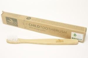 ゴーバンブー 歯ブラシ (小)