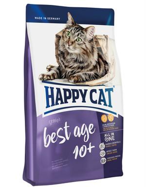獣医師推薦HAPPY CATハッピーキャット ベストエイジ10+ - 1.4kg