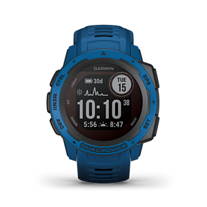 Instinct Dual Power Tidal Blue