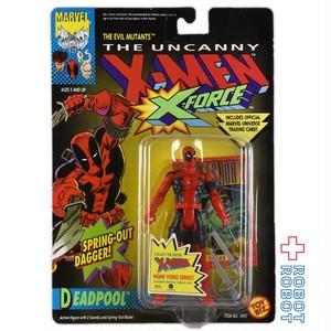 トイビズ 6インチフィギュア X-MEN アンキャニー X-フォース デッドプール アクションフィギュア