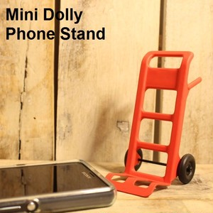 Mini Dolly Phone Stand