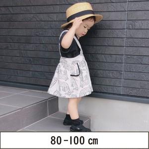 ジャンパースカート(たすき)80-100