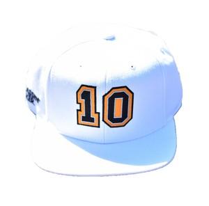 Strassenkicker 10 CAP / White