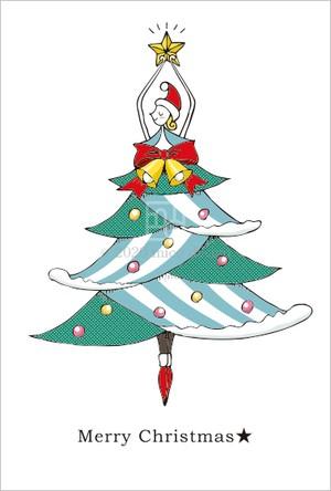 post card No.7 / Christmas