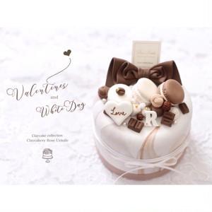 Choco marble Claycake