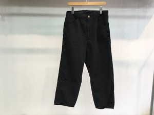 "40%OFFbukht""seersucker trousers black"""