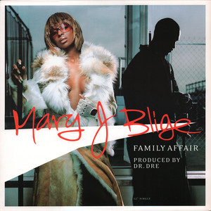 Mary J Blige - Family Affair (12inch) DR.DRE [r&b/soul] 試聴 fps7627-14