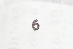 SV925 / Numéro diamant / 6