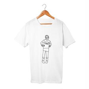 Olive #2 Tシャツ 5.6oz