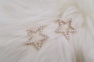 dot star pearl pierce