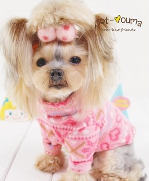【アウトレット】★かわいい犬服ワンピ/ドレス  GPトップス