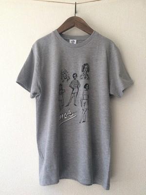 HiGE GAL T-Shirts