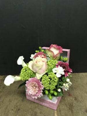 花のある暮らし 花材キットお届け便 6ヶ月分