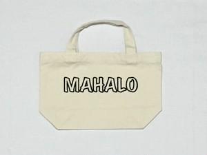 キャンバストートバッグ mini【MAHALO】