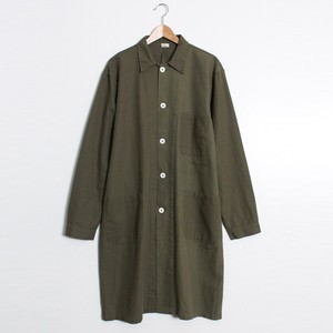 Botanique de TAVERN Plants Work Coat -Khaki < LSD-BTC1 >