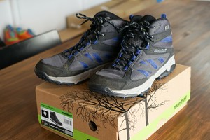 【OGZ USED】montrail SIERRAVADA MID OUTDRY / モントレイル ハイキングブーツ