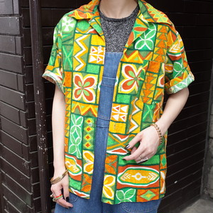 70's Hawaian Shirts ハワイアン アロハ シャツ