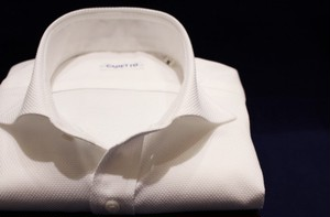 CADETTO ORIGINALS SHIRTS Oxford Basket White