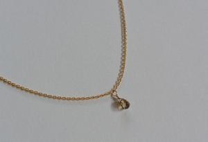 ブラウンダイヤモンドのネックレス