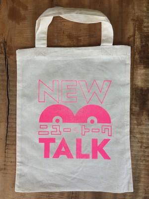 #tbk_yuko NEW TALK オリジナルトートバッグ