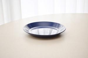arabia Kilta plate blue(Kaj Franck)
