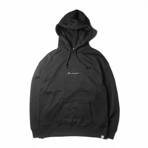 "ANRIVALED by UNRIVALED ""LOGO PARKA"" BLACK"