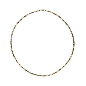 【GF1-42】18inch gold filled chain necklace