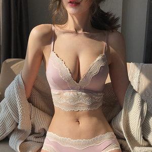 beauty lace bralette set ZBL922
