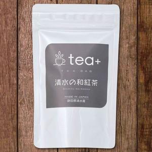 tea+ 清水の和紅茶 TEA BAG 36g(3g×12個)