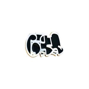 GKQ PINS -black-