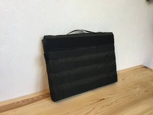 "bagjack""laptop cover 13 mole grid"""